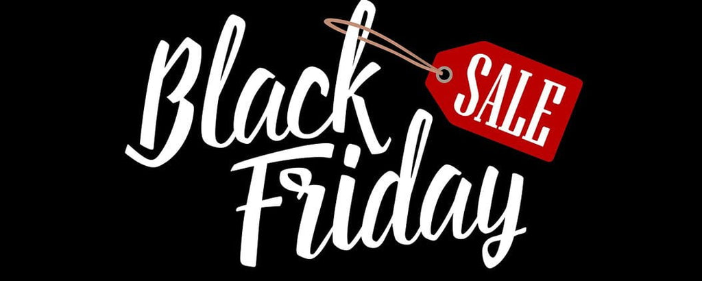 Big Sale for Black Friday!!!