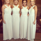 Lovely Chiffon Bridesmaid Dresses, A-line Bridesmaid dresses, Cheap Bridesmaid dresses, PD0495