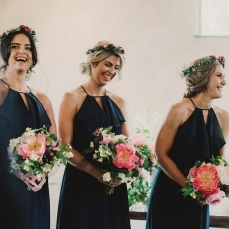 Dark Teal A-line Bridesmaid Dresses, Cheap Bridesmaid Dresses, Long Bridesmaid Dresses, PD0510