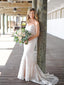 Cheap Sweetheart Mermaid Lace Long Wedding Dresses Online,SFWD0026