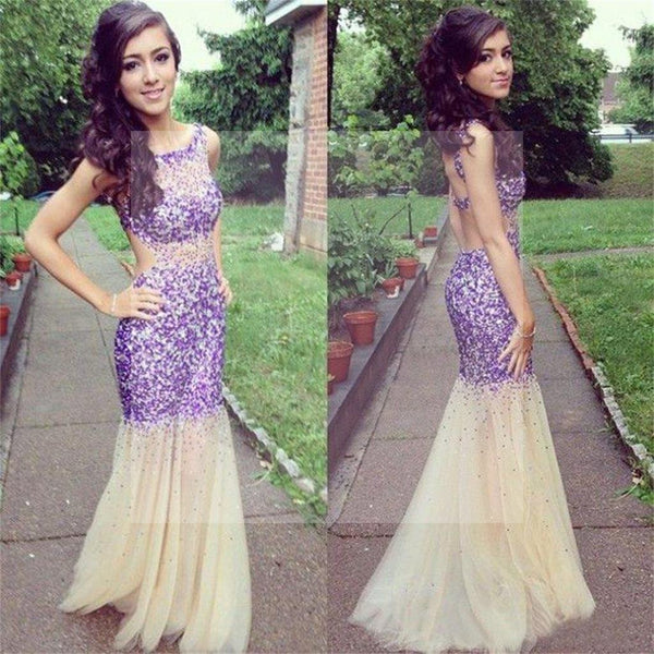 Long Prom Dresses, Fashion Prom Dresses, Sparkle Prom Dresses, Backless Prom Dresses, Popular Prom Dresses, Mermaid Prom Dresses, Evening Prom Dresses, Prom Dresses Online, PD0101