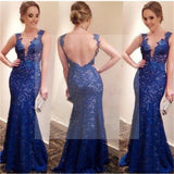 Long Prom Dresses, Blue Prom Dresses, Lace Prom Dresses, Sheath Prom Dresses, Cheap Prom Dresses, Sexy Prom Dresses, Backless Prom Dresses, Long Evening Prom Dresses, Prom Dresses Online, PD0110
