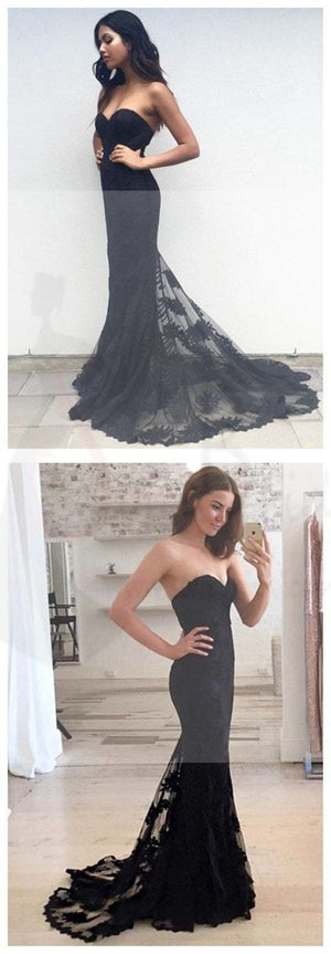 Mermaid Prom Dress, Sexy Prom Dress, Sweetheart Prom Dress, Popular Prom Dress, Party Prom Dresses, Evening dresses, Prom Dresses, Long Prom Dress, PD0041