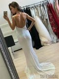 V-neck Prom Dresses, Sequin Prom Dresses, Mermaid Prom Dresses, Sexy Prom Dresses, PD0694