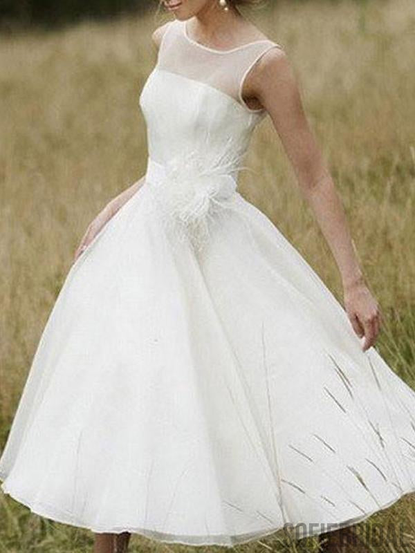 Simple illusion neck cheap short wedding dresses online wd365 simple illusion neck cheap short wedding dresses online wd365 junglespirit Choice Image