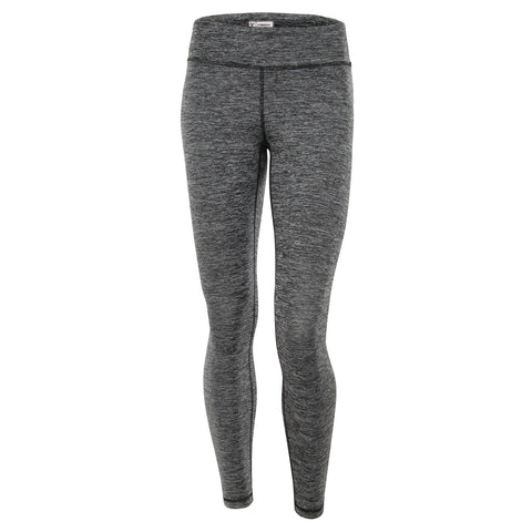Superfit Sport Mid Waist 7/8 Length Melange Grey