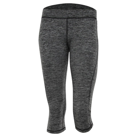 WR.UP® Sport Low Waist Capri Sport Melange grey