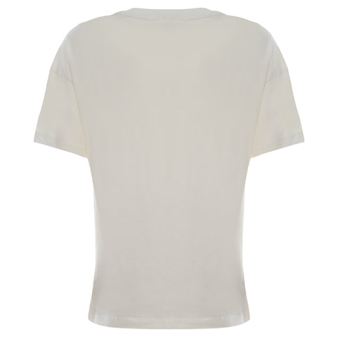 FREDDY T-shirt Chill Fit White