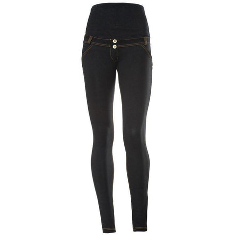 WR.UP® BLACK DENIM EFFECT - MATERNITY