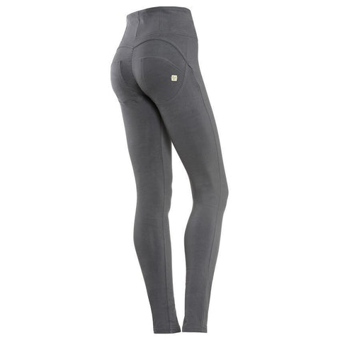 WR.UP® High Waist Full Length Fashion Grey