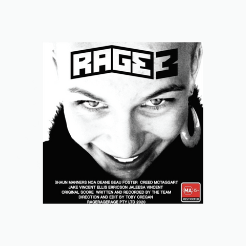RAGE 3 MOVIE