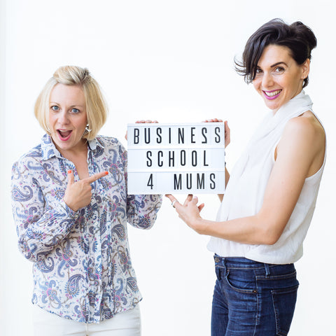business school for mums