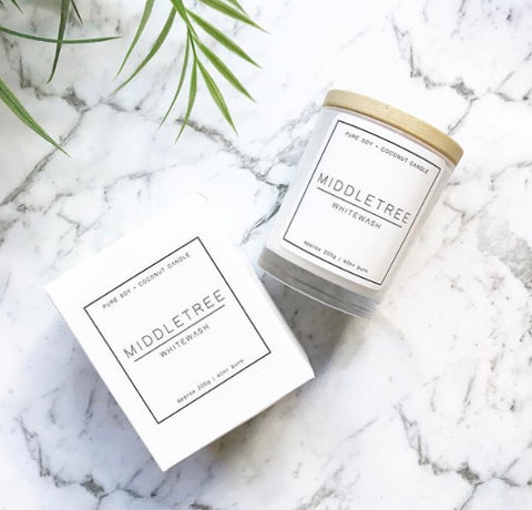 middletree co candles