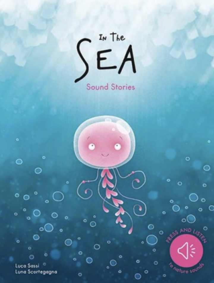 In The Sea, Sound books- Sassi