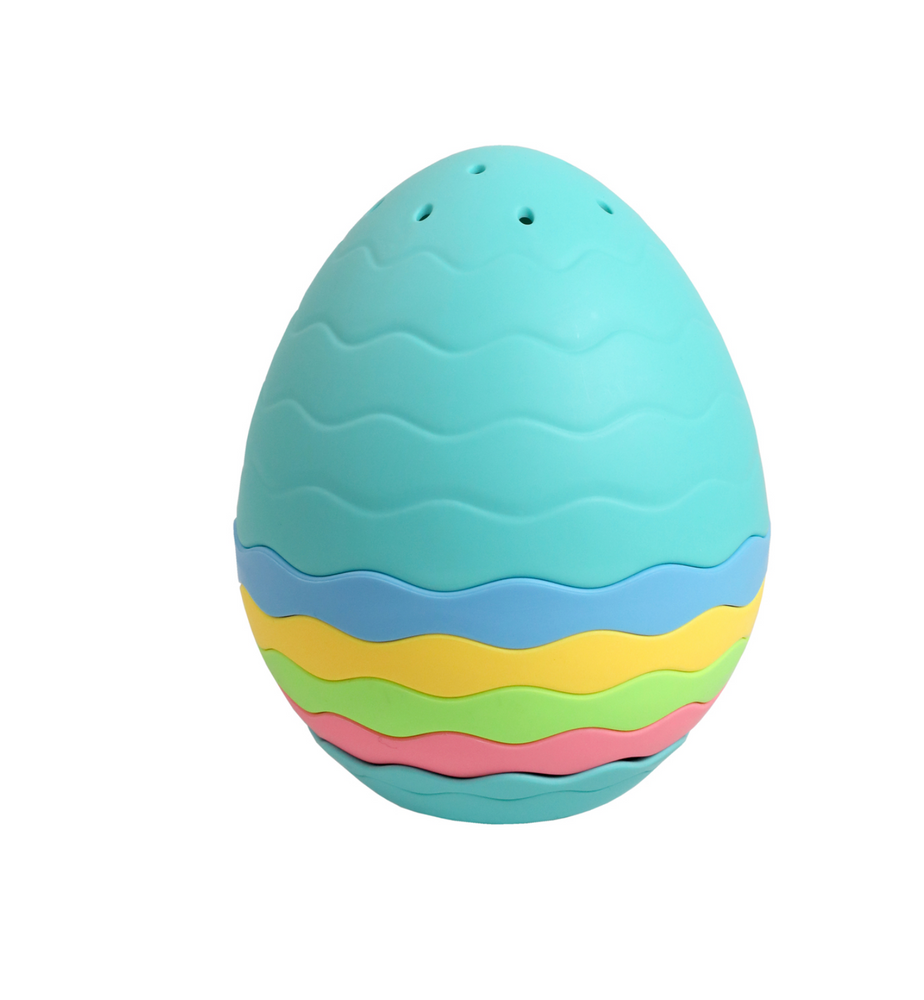 Tiger Tribe - Stack and pour BATH EGG