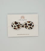 Bow Headband - Leopard