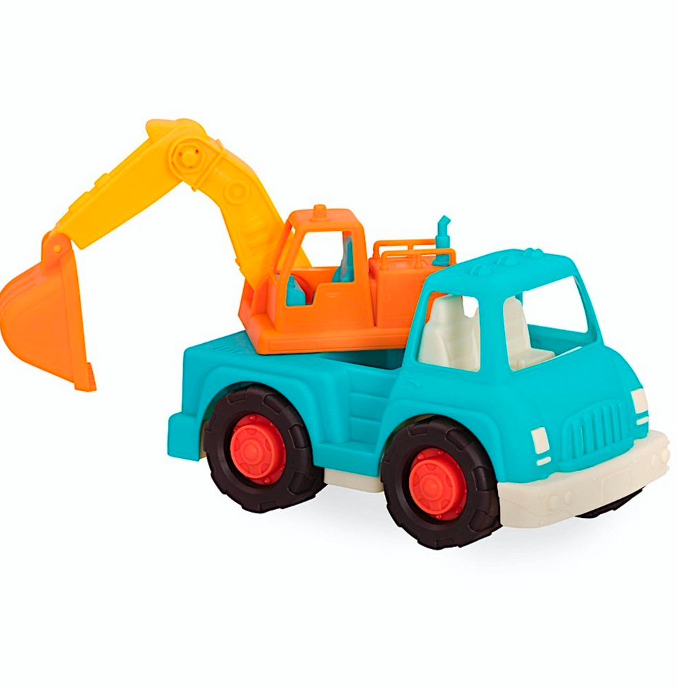 B. HAPPY CRUISERS EXCAVATOR TRUCK