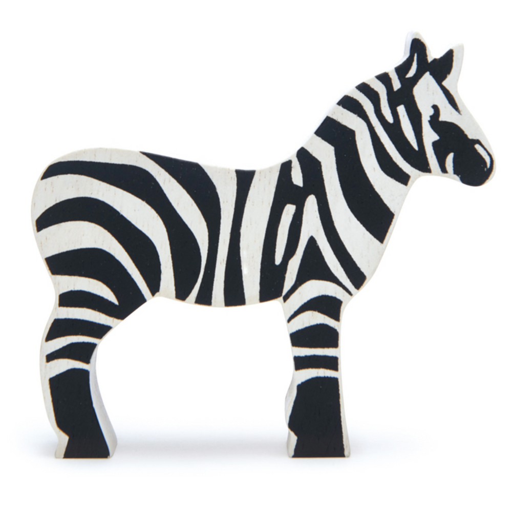 Zebra - Wooden Animal