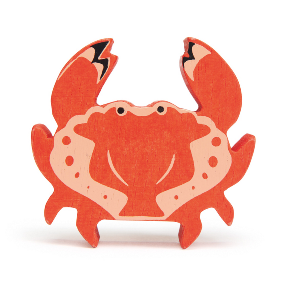 Crab - Wooden Animal