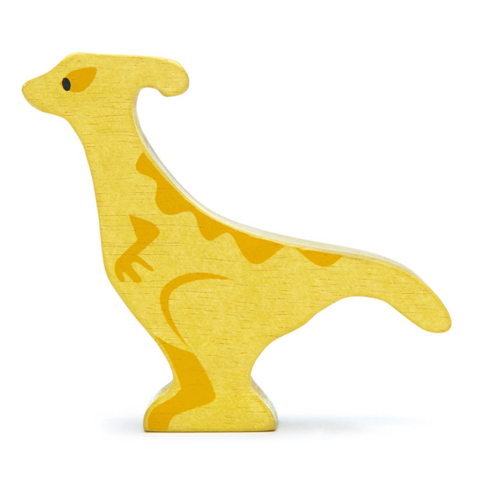 Parasaurolophus - Wooden Animal