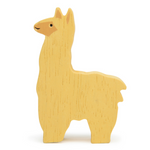 Alpaca - Wooden Animal