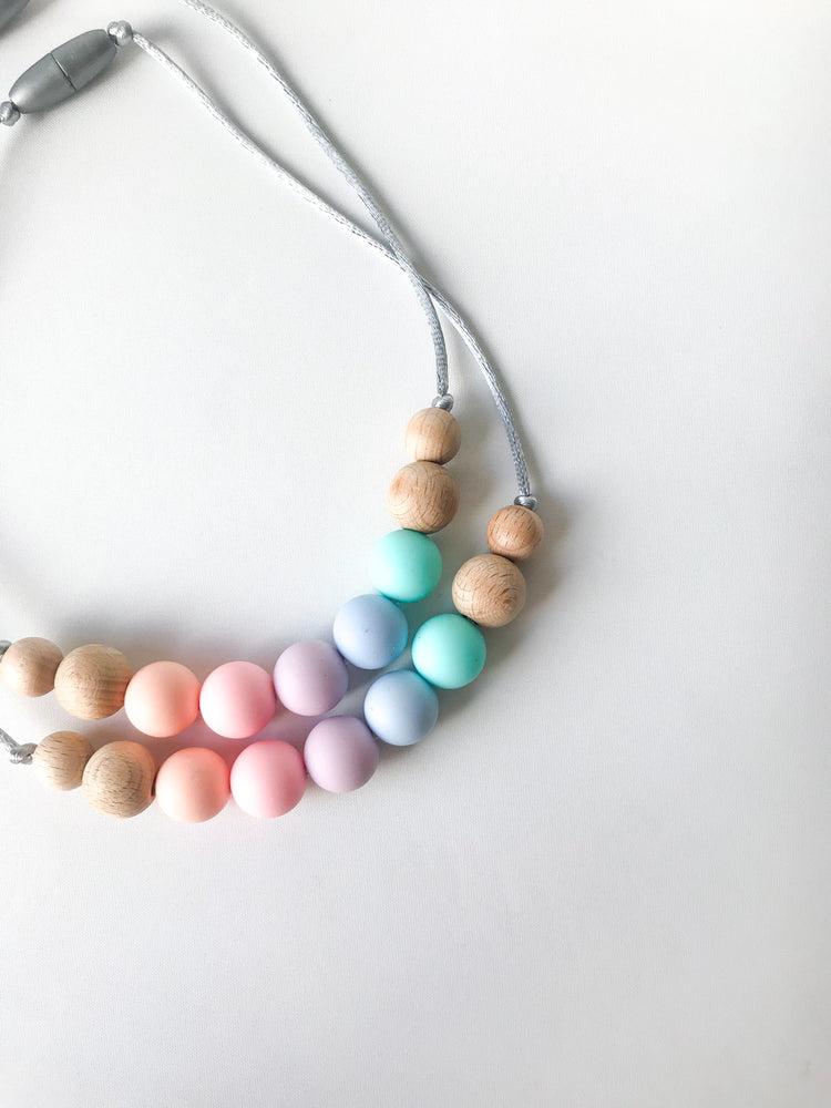 Little Lady Rainbow necklace
