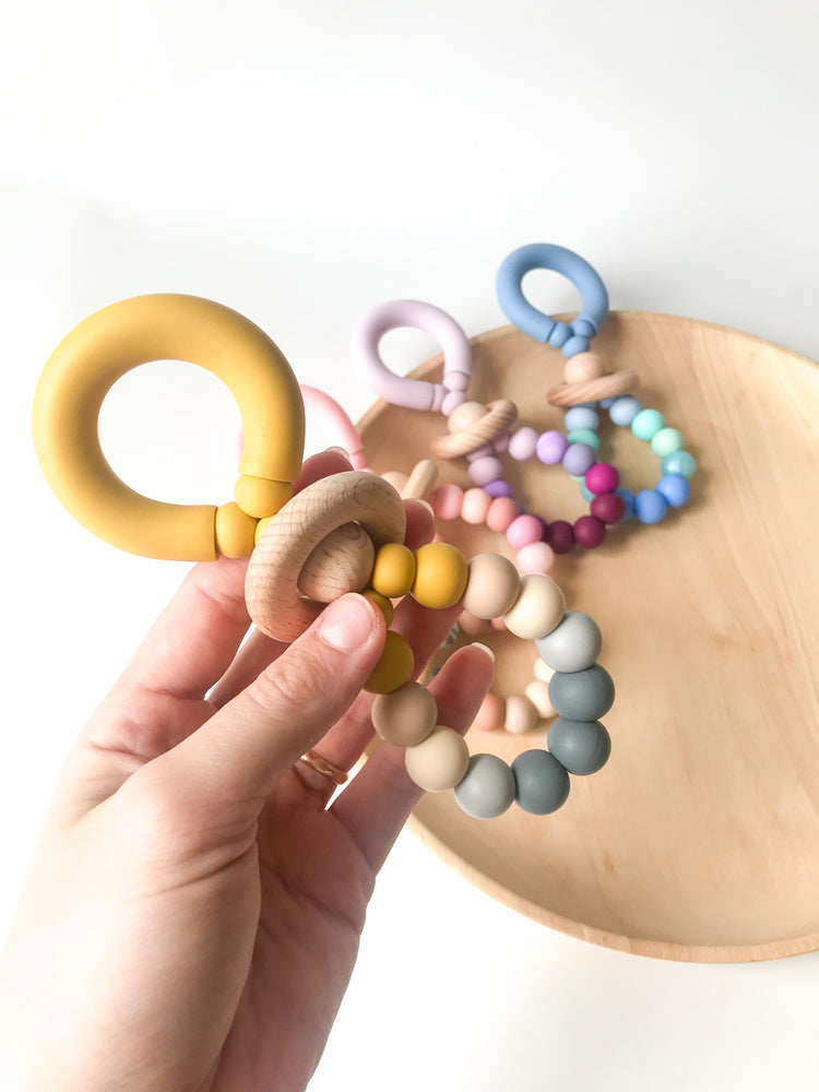 Figure 8 Teething rattle