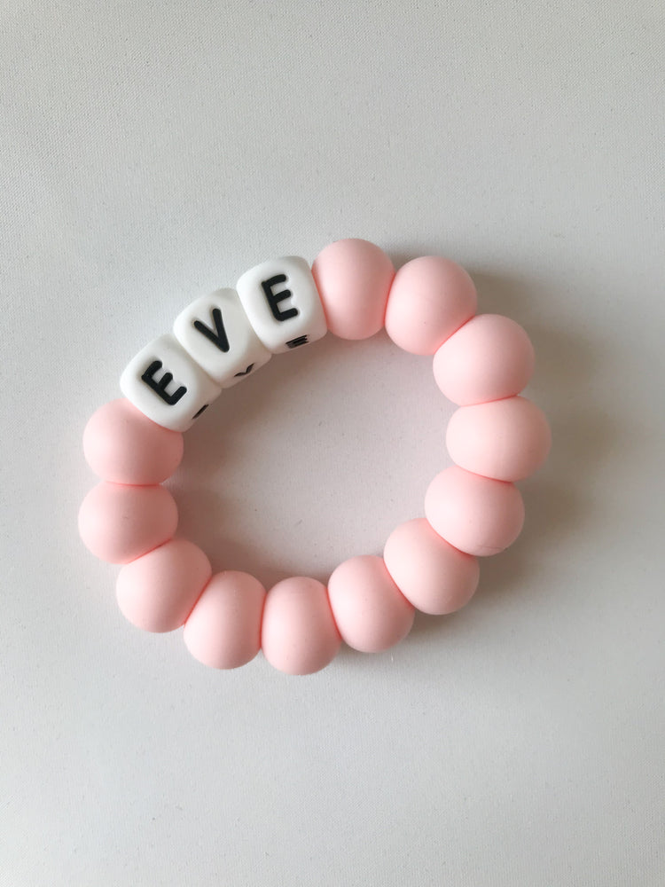 FREEZIE Personalised Silicone Teether