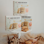 Milky Goodness- White Chocolate Chip & Macadamia Lactation Cookies
