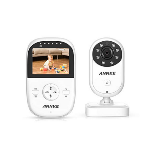 Wireless Compact Video Baby Monitor