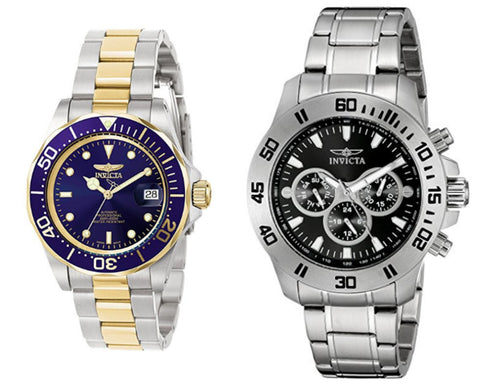 Up to 90% off Invicta watches