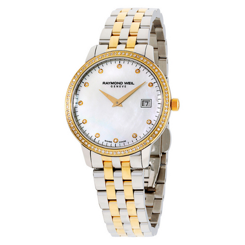 Raymond Weil Toccata Mother of Pearl Ladies Watch
