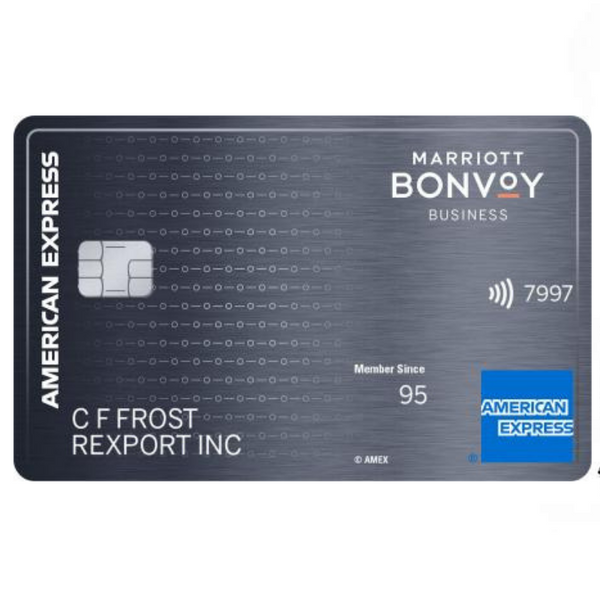 Get 100,000 Bonus Points With Marriott Bonvoy Business AMEX Card