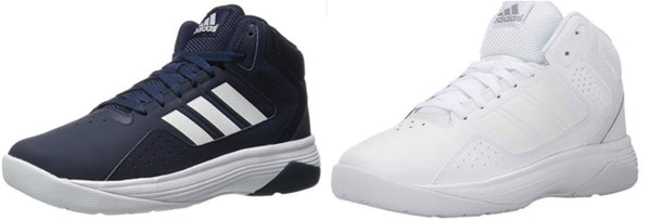 adidas men's sneakers - White and Navy