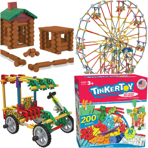 50% off select K'NEX building toys