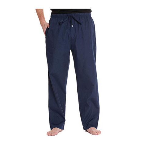 Men's Solid Pajama Pants