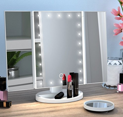 21 LED vanity makeup mirror