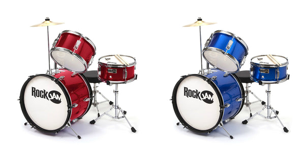 3 piece drum set