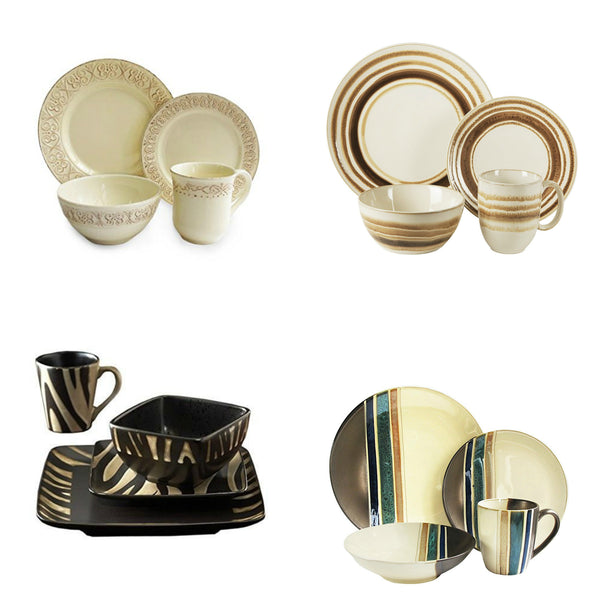 American Atelier 16 piece dinnerware sets