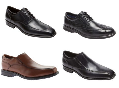 Extra 30% off already discounted Rockport shoes