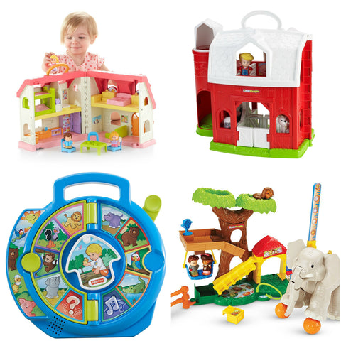 select Fisher Price toys buy one get one FREE
