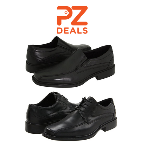 Ecco slip on loafers and oxfords on sale