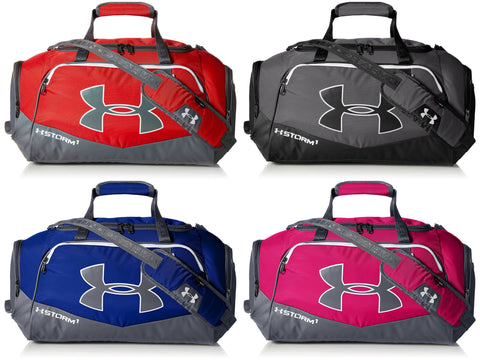 Under Armour storm duffle bags