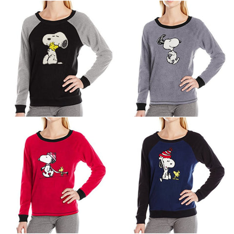 Peanuts women's top