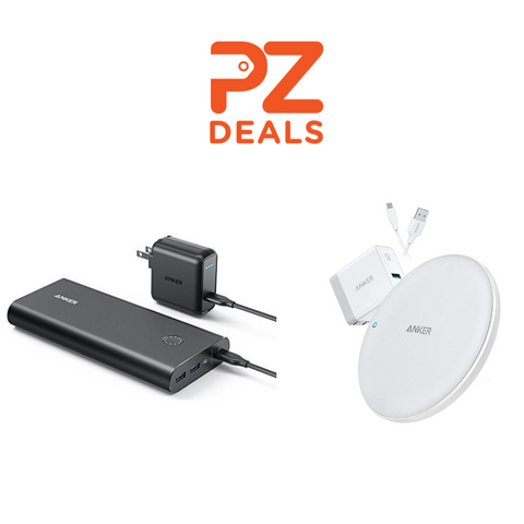 Up to 40% Off Anker High-Speed Charging Accessories