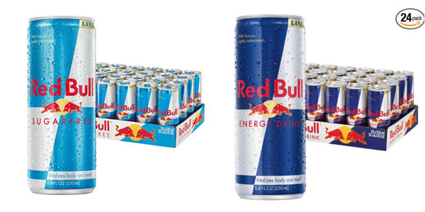 Pack of 24 Red Bull