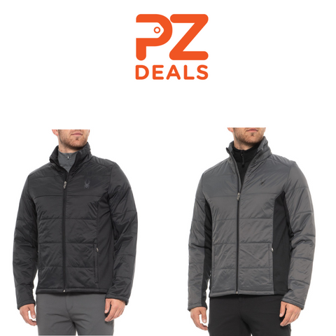 Huge price drops on Spyder jackets