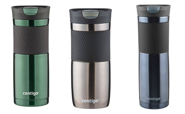 Save on Contigo SnapSeal insulated mugs