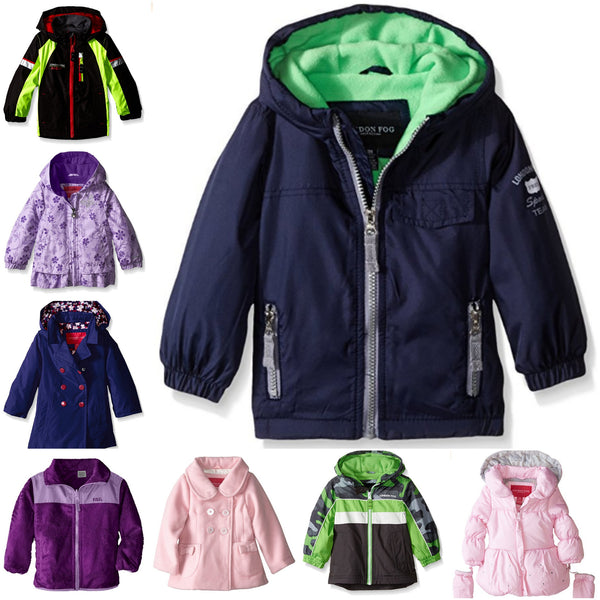 London Fog Baby & Kids Jackets
