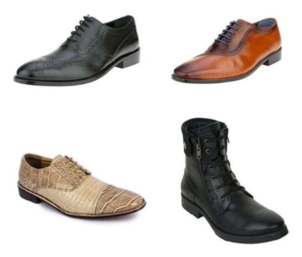 Up to 60% off leather shoes and boots from Liberty Footwear